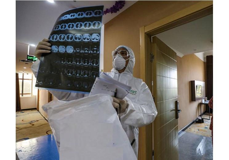 """Coronavirus en Alto Paraná: """"Hay pacientes que llegan con los pulmones totalmente destrozados"""""""