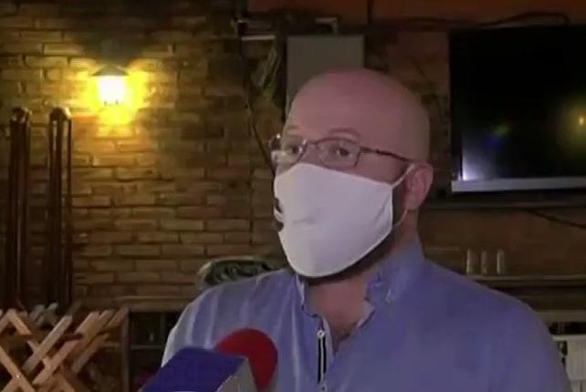 "Grassi: ""No podemos estar imputado por algo que no existe en el código penal paraguayo"""