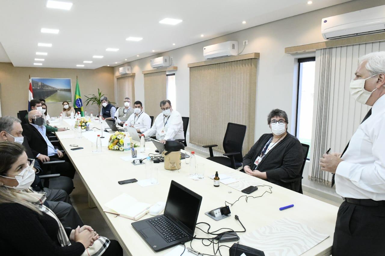Itaipú Binacional adquirirá 10.000 kits para test de COVID-19 para Alto Paraná
