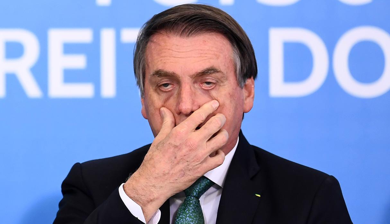 Justicia ordena investigar a Bolsonaro por noticias falsas sobre elecciones en Brasil
