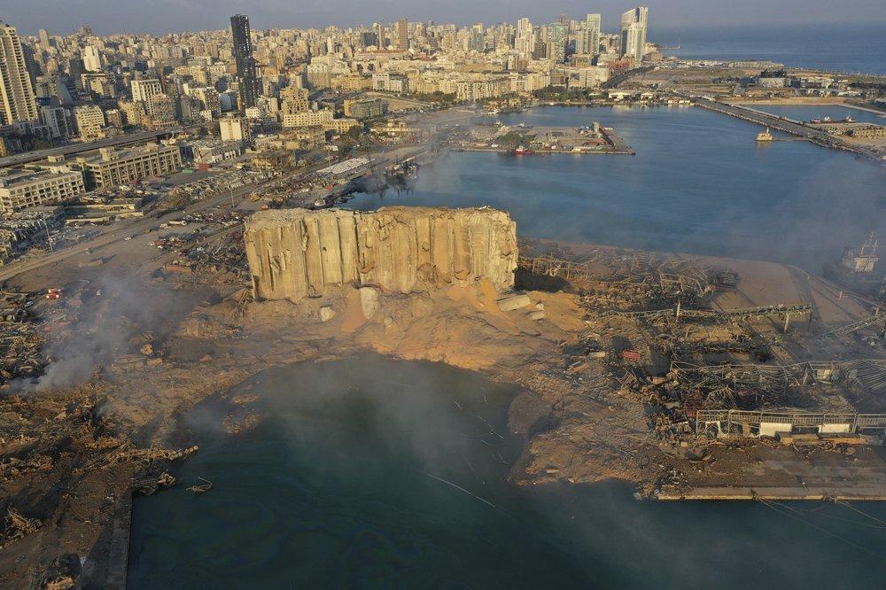 Negligencia, posible causa de la explosión en Beirut