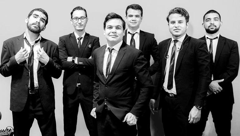 """Ñu Beat"" primer álbum musical del grupo concepcionero Polka Stereo"