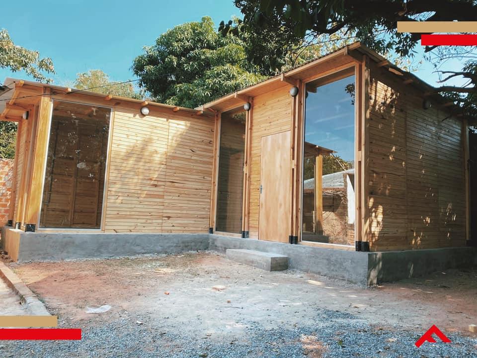 Ofrecen construcción de viviendas sociales para tiempos de pandemia