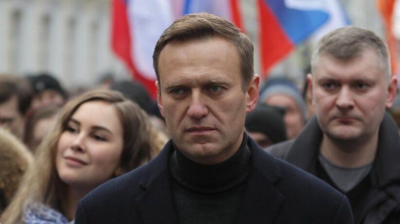 El opositor ruso