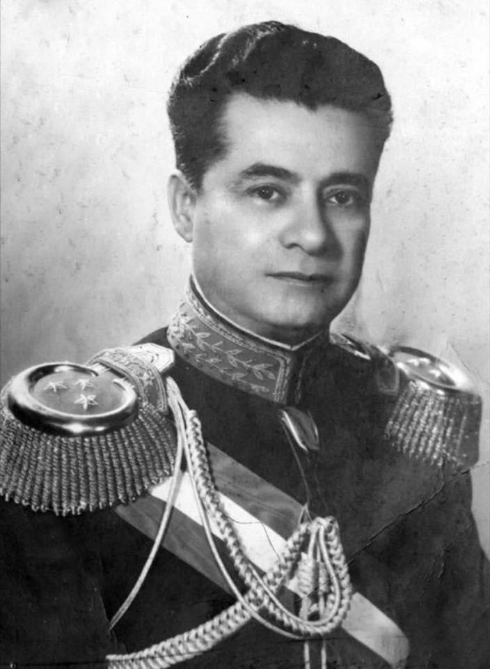 80 años del fallecimiento de José Félix Estigarribia