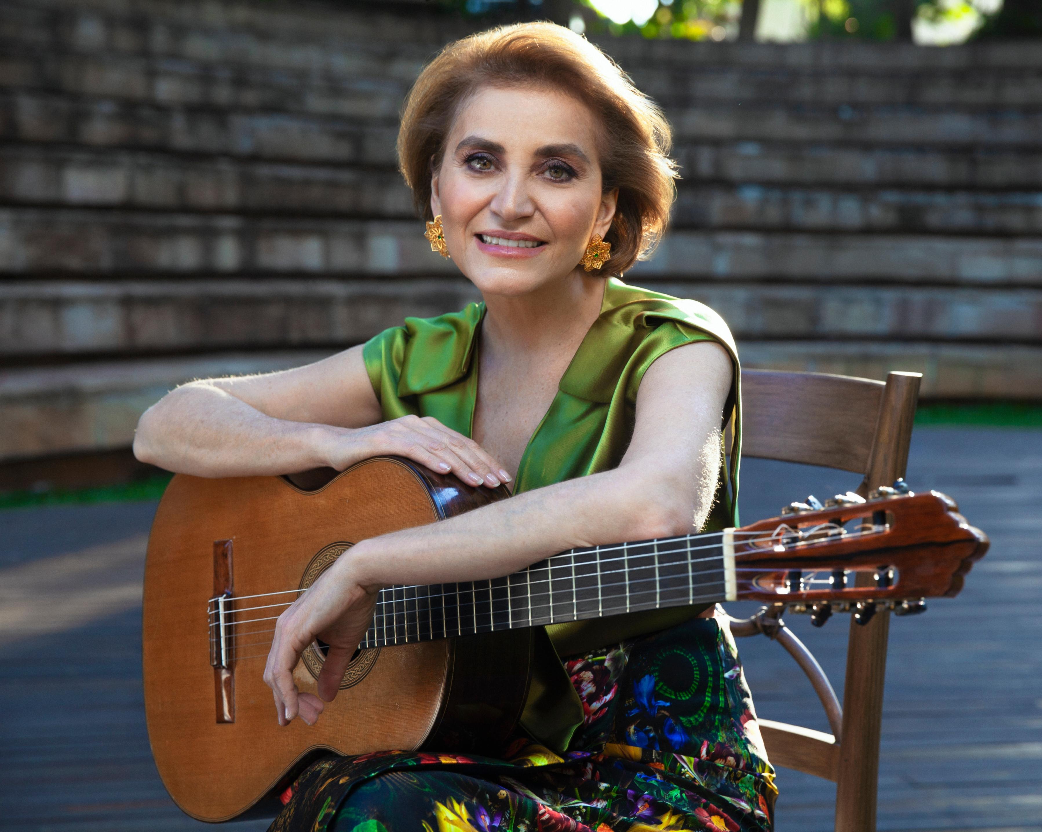 """Berta Rojas celebra un año más vida: """"Nuestros seres queridos deben estar bien también para que la felicidad sea completa"""""""