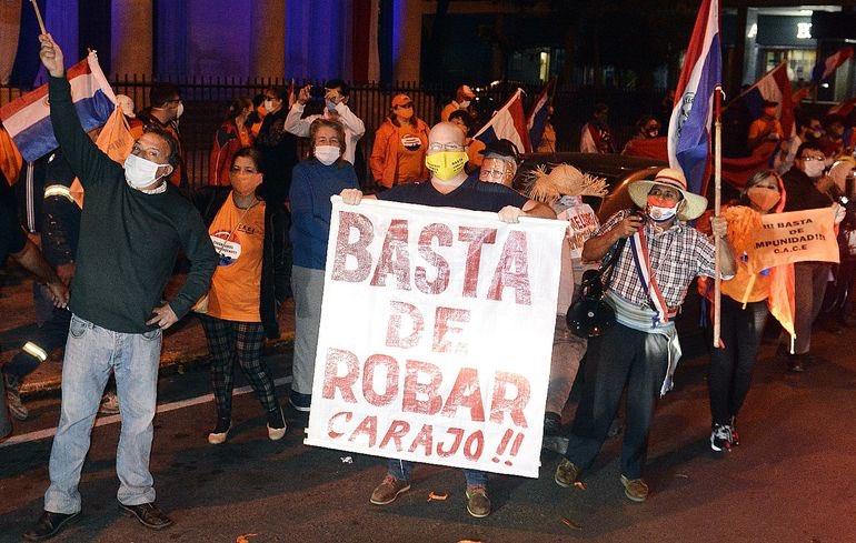 """Galeano Grassi sobre imposición de medidas: """"nosotros vamos a seguir protestando"""""""