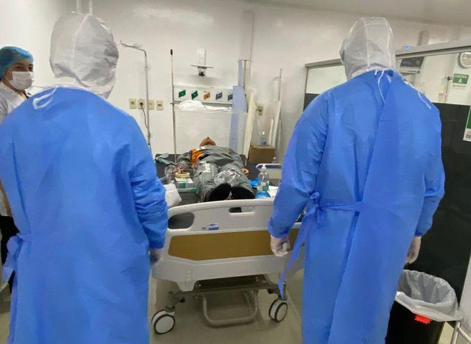 Círculo Paraguayo de Médicos sostiene que la situación es angustiante y están agotados