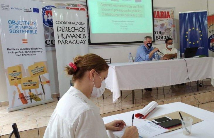 Remiten informe a ONU sobre Derechos Humanos previo al Examen Periódico Universal de Paraguay