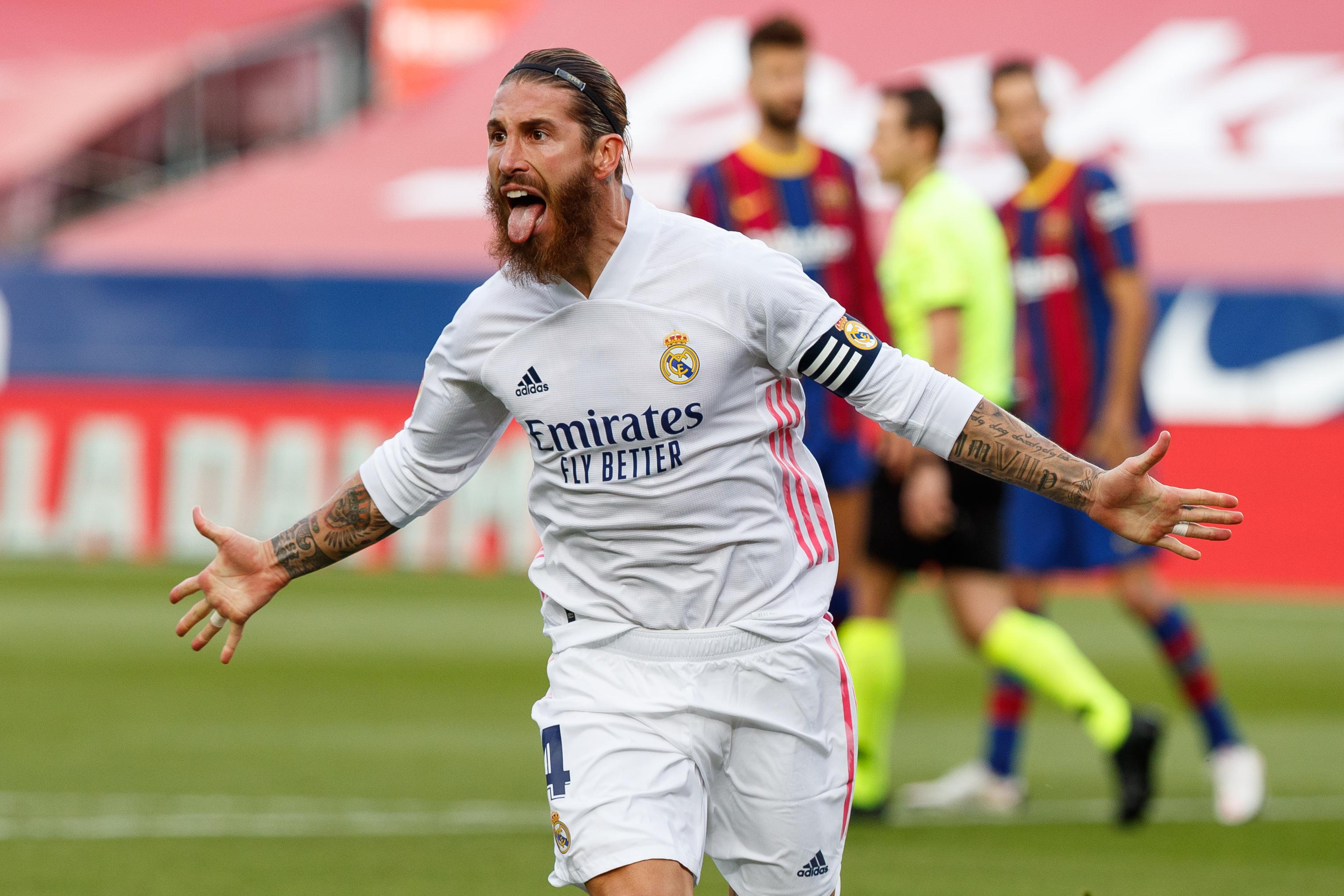 El Real Madrid se queda con el clásico del fútbol español