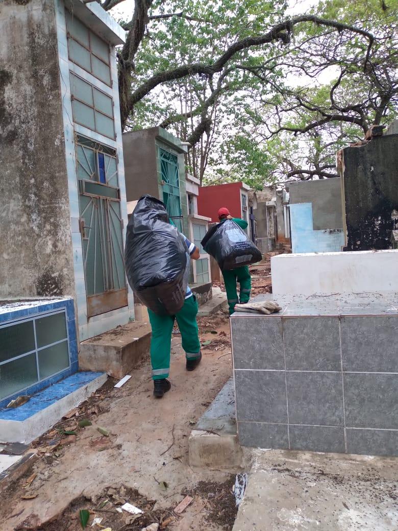 Cementerios de Asunción podrán ser visitados el 1 y 2 de noviembre bajo agendamiento
