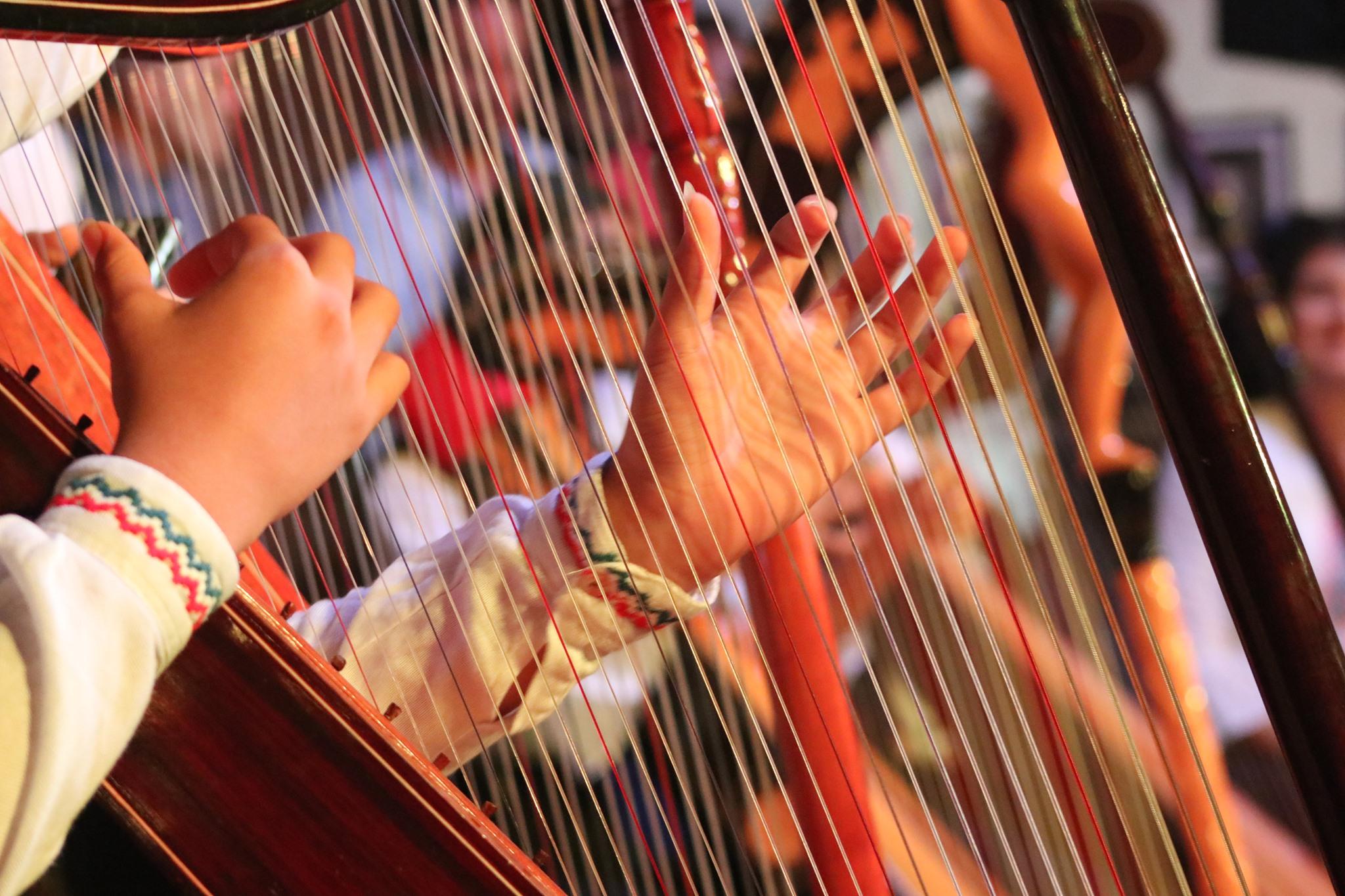 Festival Mundial del Arpa será una gran oportunidad para mostrar los talentos Paraguayos
