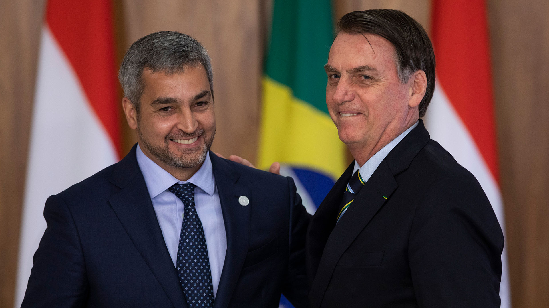 Presidentes de Paraguay y Brasil acuerdan abrir fronteras Antes del 15 de octubre de forma gradual