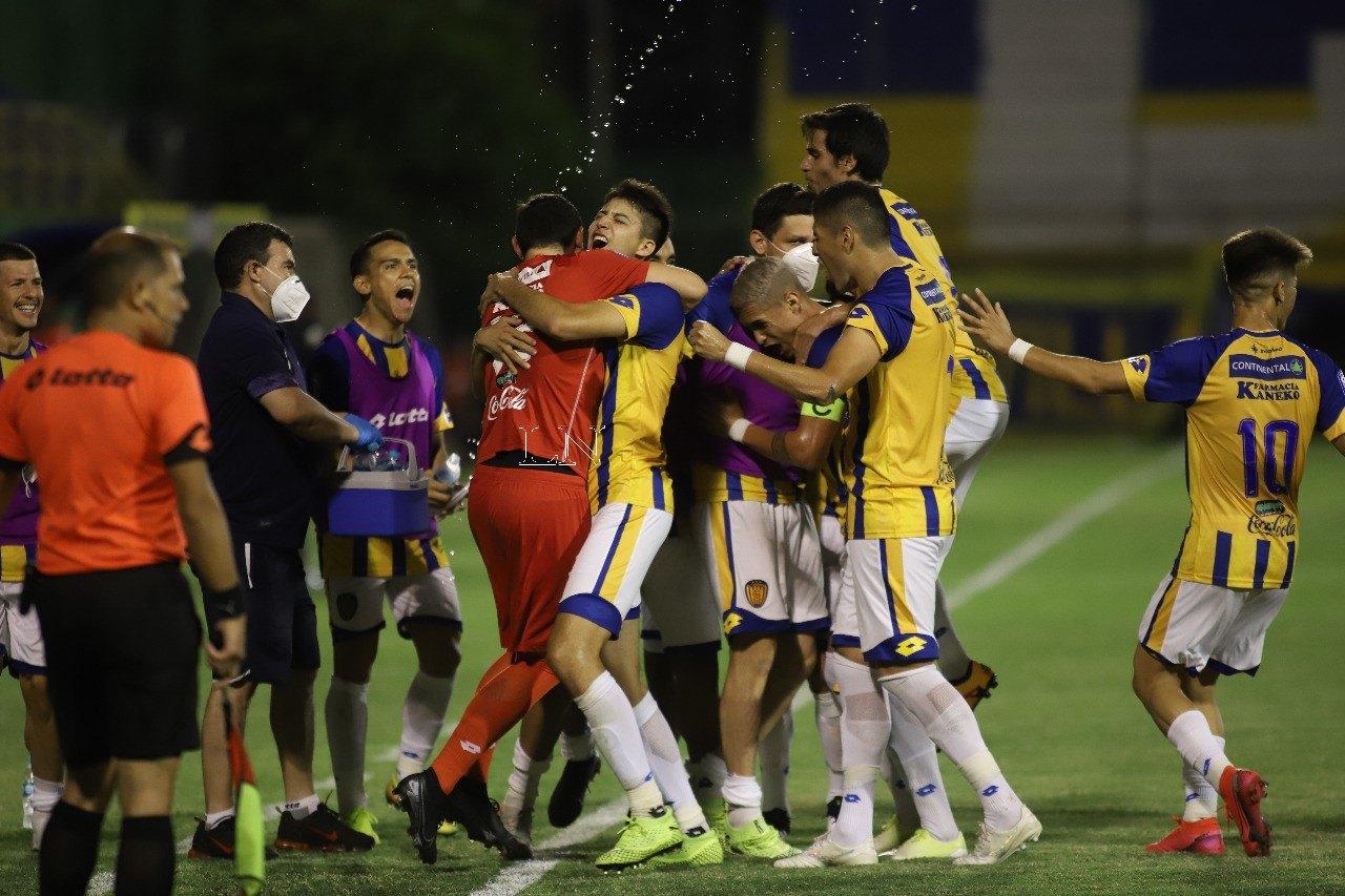 Luqueño vuelve al ruedo internacional en la segunda fase de la Copa Sudamericana