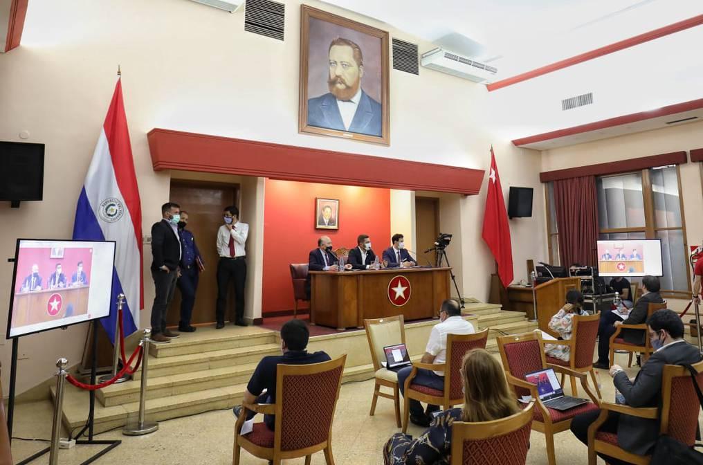 Analizan proponer suspensión de convención colorada prevista para el 14 de noviembre