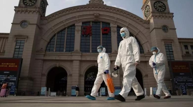 OMS visita el hospital de Wuhan en el que se atendió el primer caso de coronavirus