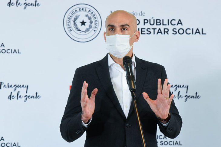 """Paraguay está """"en el peor momento de la pandemia"""", afirma Mazzoleni"""