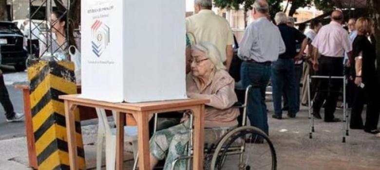 Habilitan periodo de solicitud para Mesa Accesible y Voto en Casa para las Elecciones Municipales