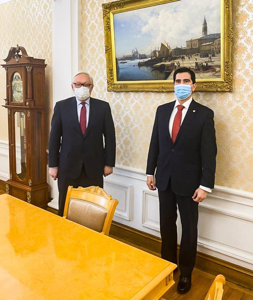 Asesor presidencial paraguayo prevé acordar fechas de entregas de vacuna rusa Sputnik V