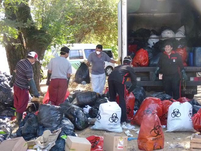 Problema judicial podría atentar contra los servicios de disposición final de residuos patológicos
