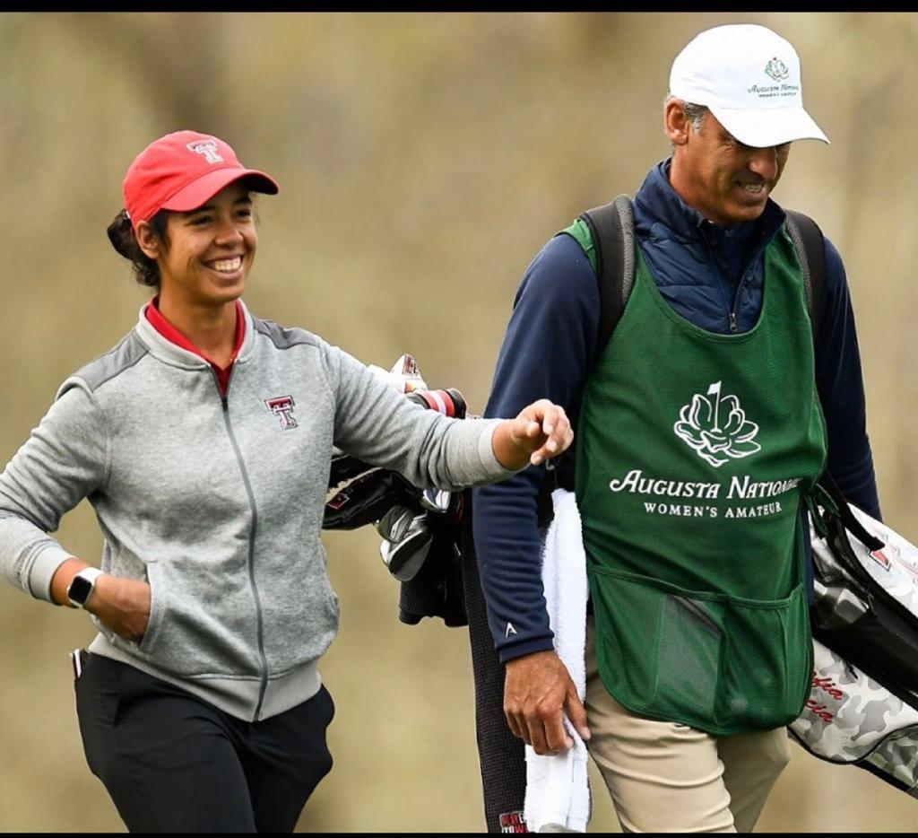 Golfista amateur paraguaya participa del U.S. Women's Amateur