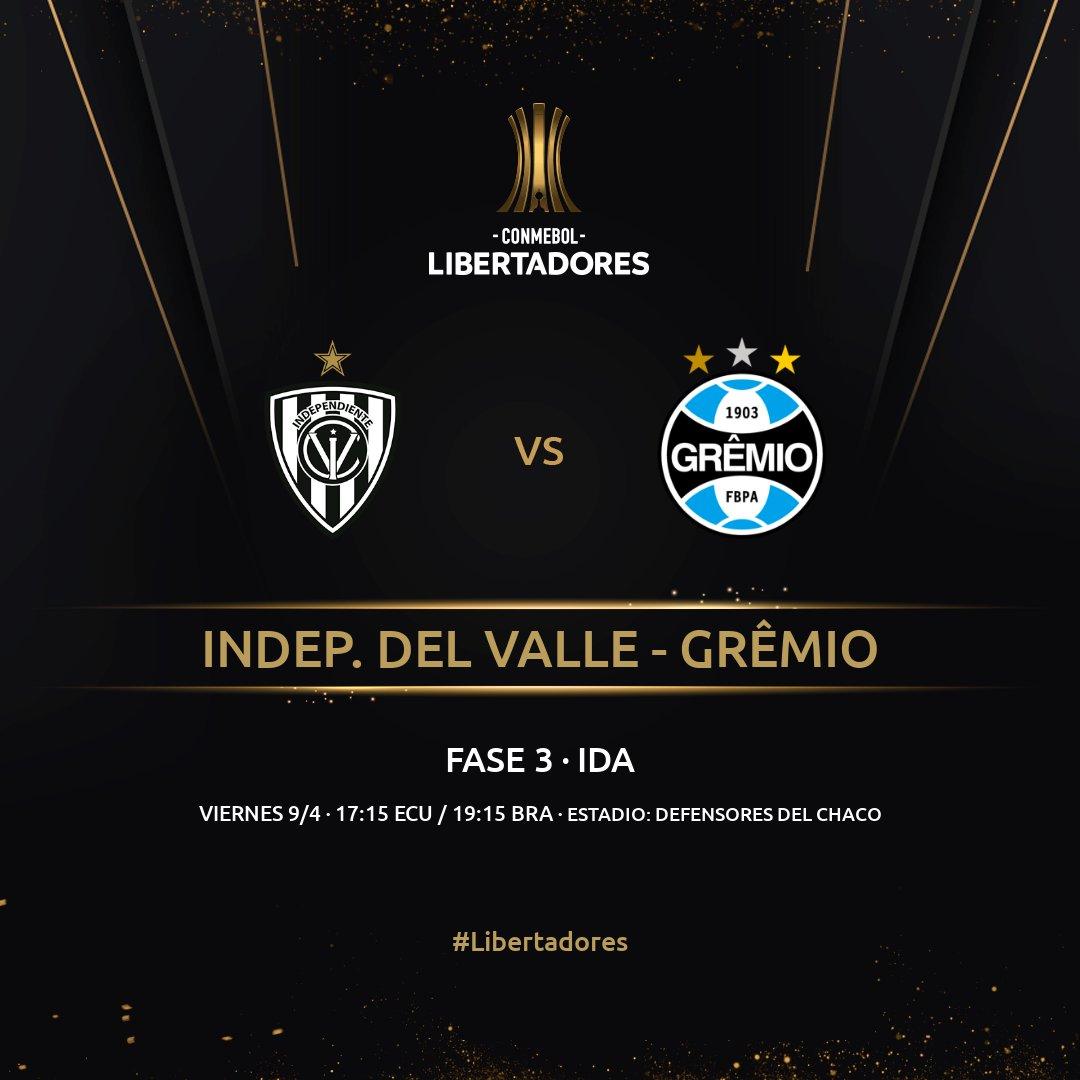 Justicia pone en duda disputa de partido entre Independiente del Valle y Gremio
