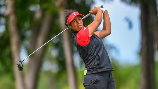 Sofía García quedó fuera del Augusta National Women's Amateur