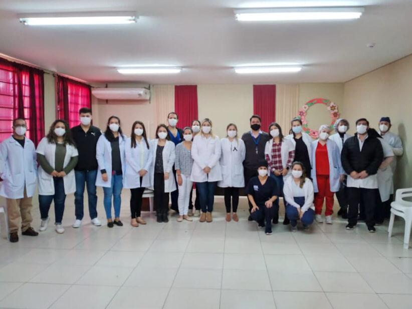 Médicos residentes R1 medicina familiar