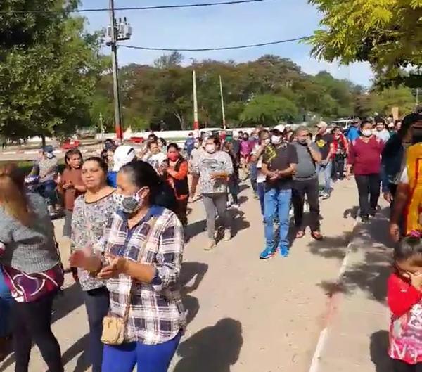 Comerciantes de Alberdi anuncian cierre de navegabilidad y tránsito terrestre