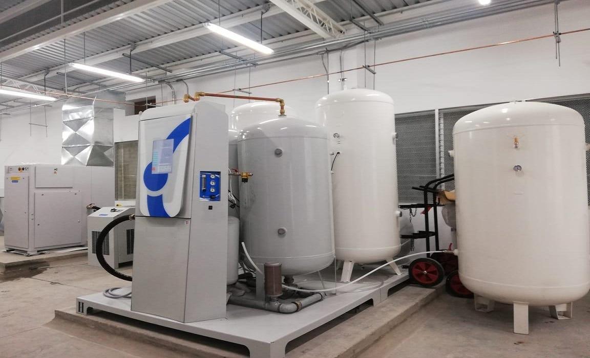 Prevén que desde la segunda mitad de mayo entre en funcionamiento planta generadora de oxígeno de ACEPAR