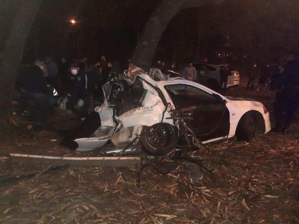 Fatal accidente sobre Autopista deja un fallecido
