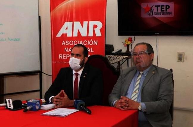Internas ANR: Se anulan elecciones en Félix Pérez Cardozo