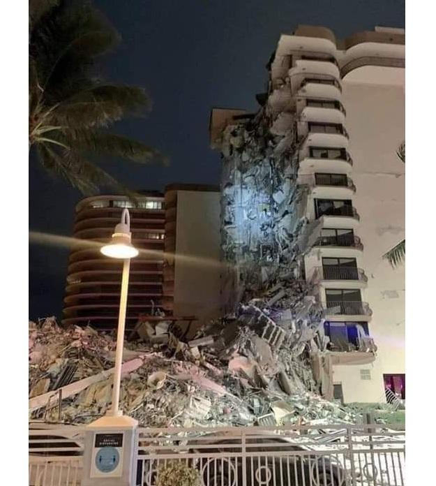 Identifican los restos de tres paraguayos desaparecidos tras el derrumbe del edificio en Florida