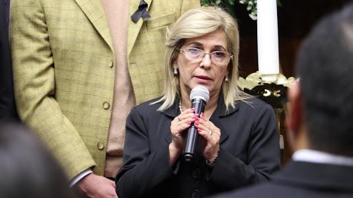 """Votos se liberan"" en PLRA cuando no hay consenso, afirma senadora Alvarenga"