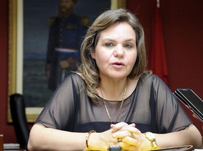 """Lilian Samaniego responde a HC: """"La democracia no es cuando a ellos les parece nomás"""""""