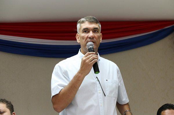 Gobernador de Amambay pide a estado brasileño donación de 50 mil vacunas anti-COVID