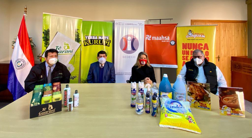 """Inició campaña """"Precios justos con proveedores comprometidos"""" de SEDECO"""