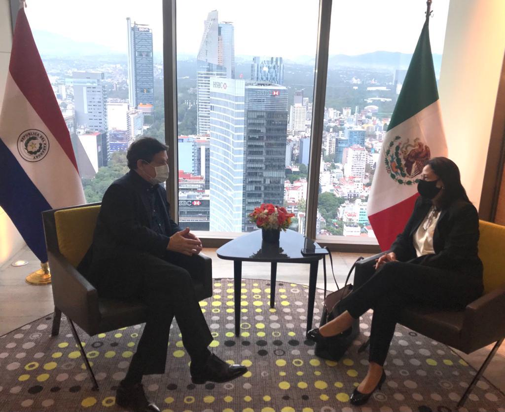 Cancillería logra importante avance en proceso de adquisición de dosis de la vacuna AstraZeneca de México