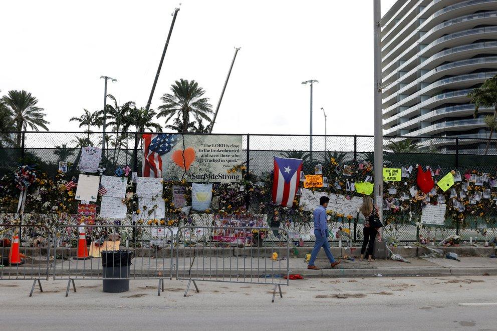Miami: Cancelan operaciones de rescate de sobrevivientes y pasarán a búsqueda de cuerpos