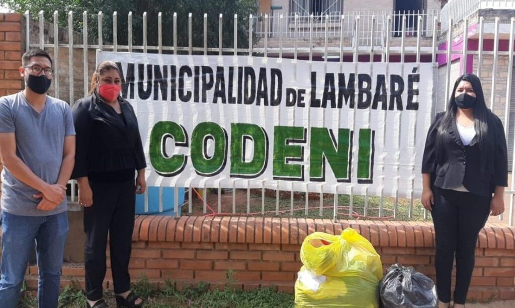 EL MINNA capacitará a funcionarios de las CODENIs de los municipios del departamento Central