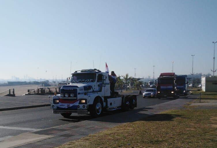 Senado aprueba proyecto de Ley de fletes solicitado por camioneros