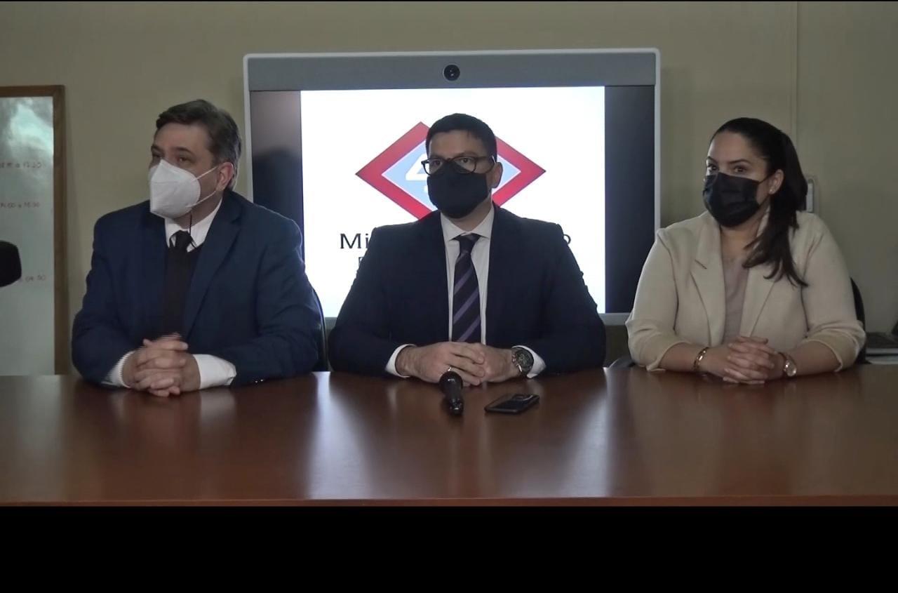 Imputan a los dos detenidos por megacarga de cocaína