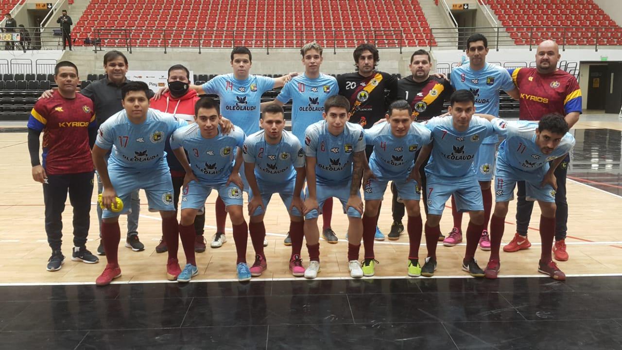 Fútbol de salón: Bolívar y José Meza van por la Copa de Oro este jueves