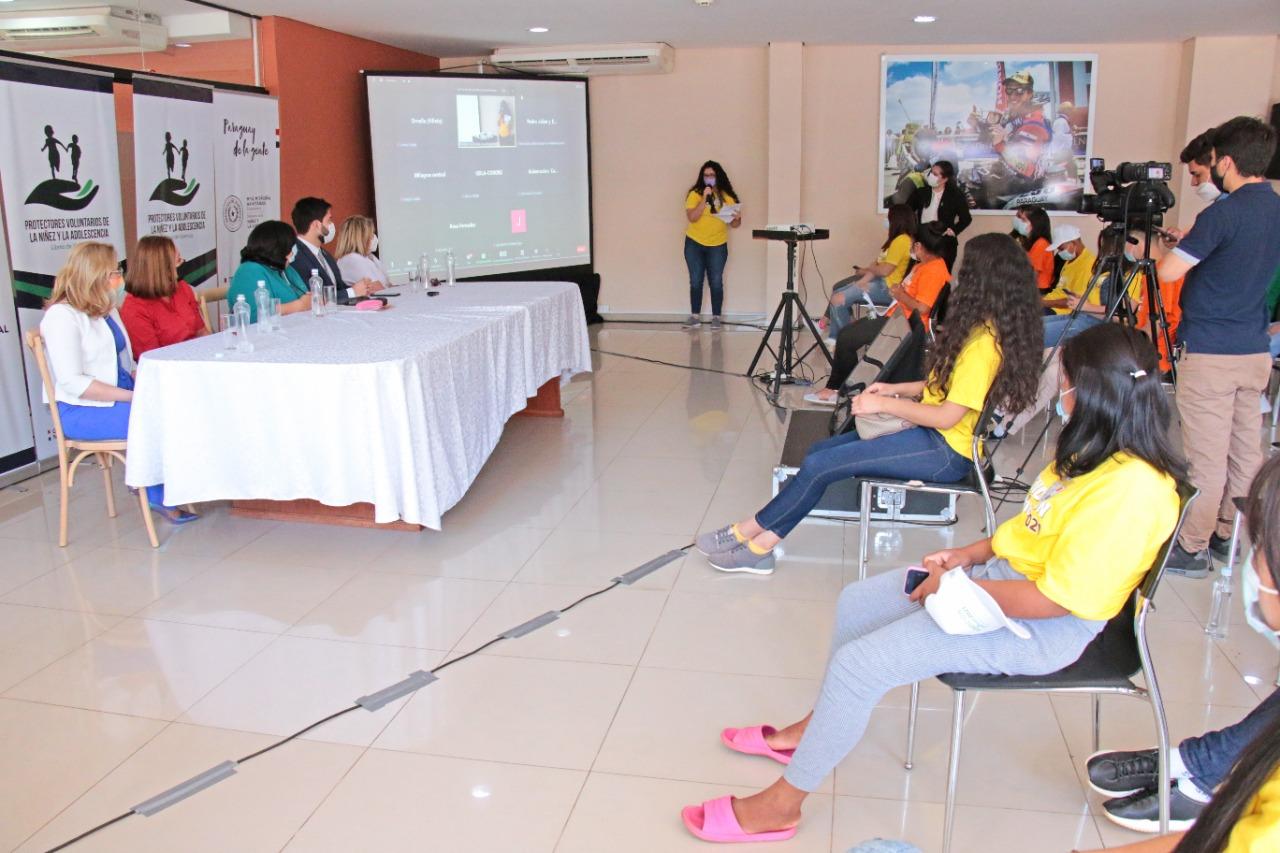 Gobierno nacional rinde cuentas a niños, niñas y adolescentes sobre los 20 compromisos