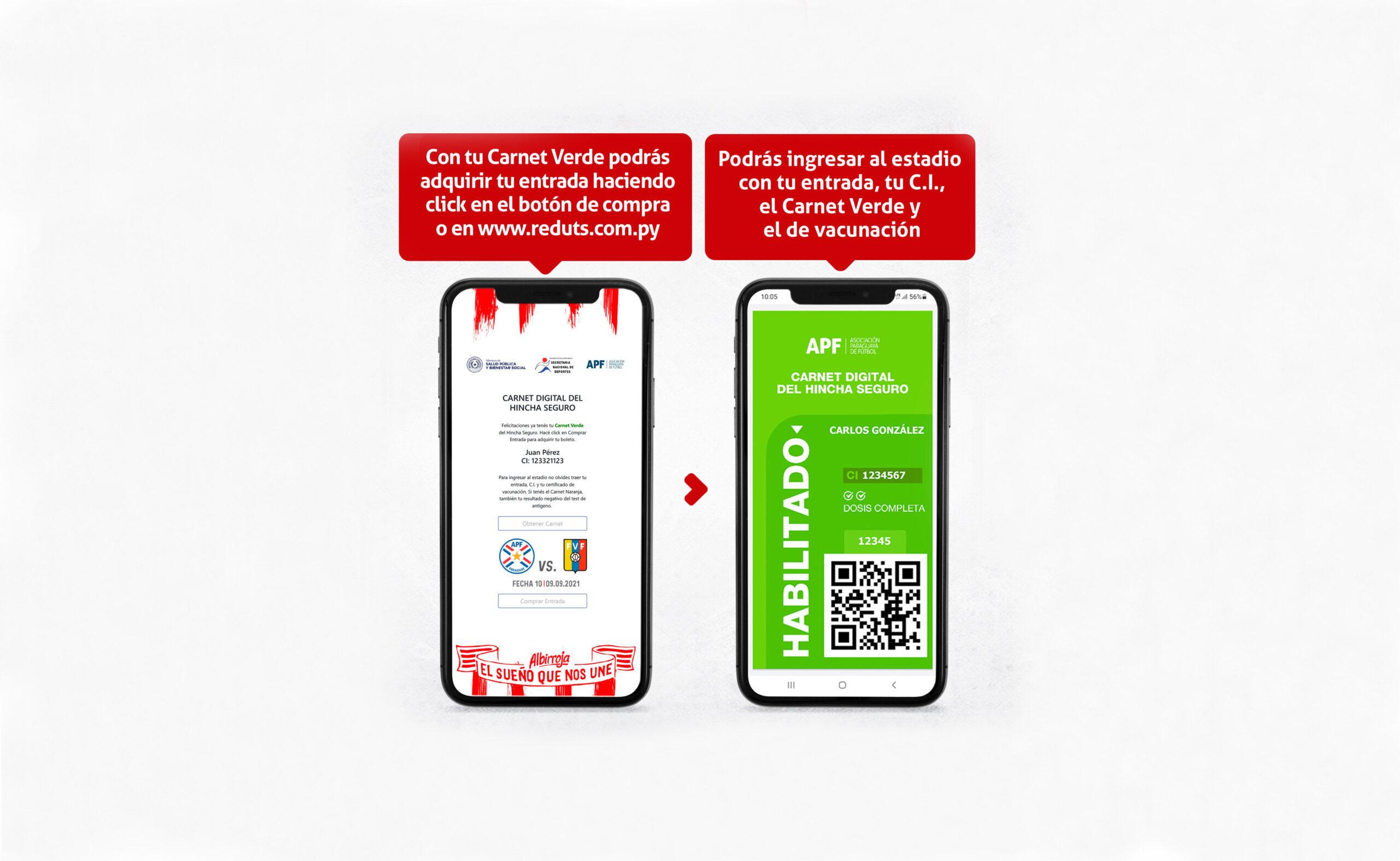 Carnet digital del Hincha Seguro ¿Cómo gestionar?