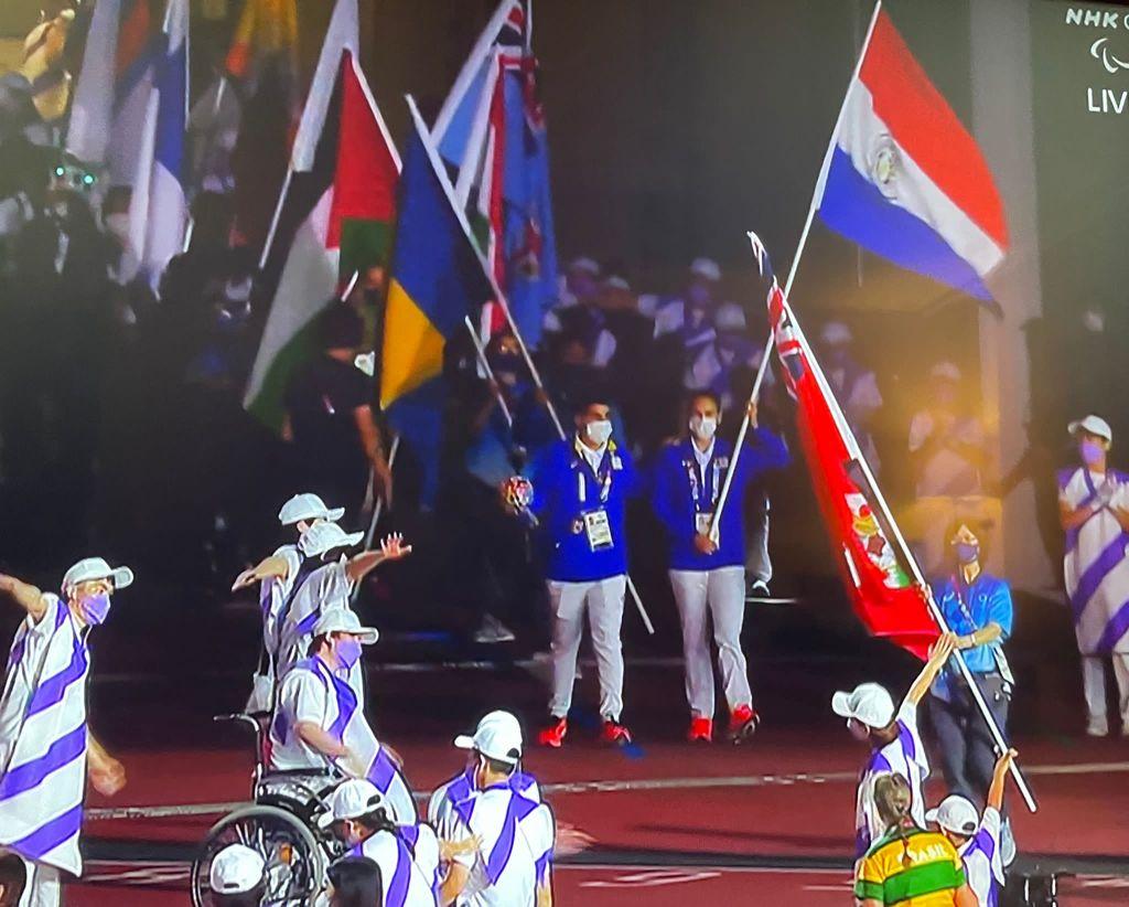 Juegos Paralímpicos Tokio 2020: Paraguay deja su huella en su primera e histórica participación