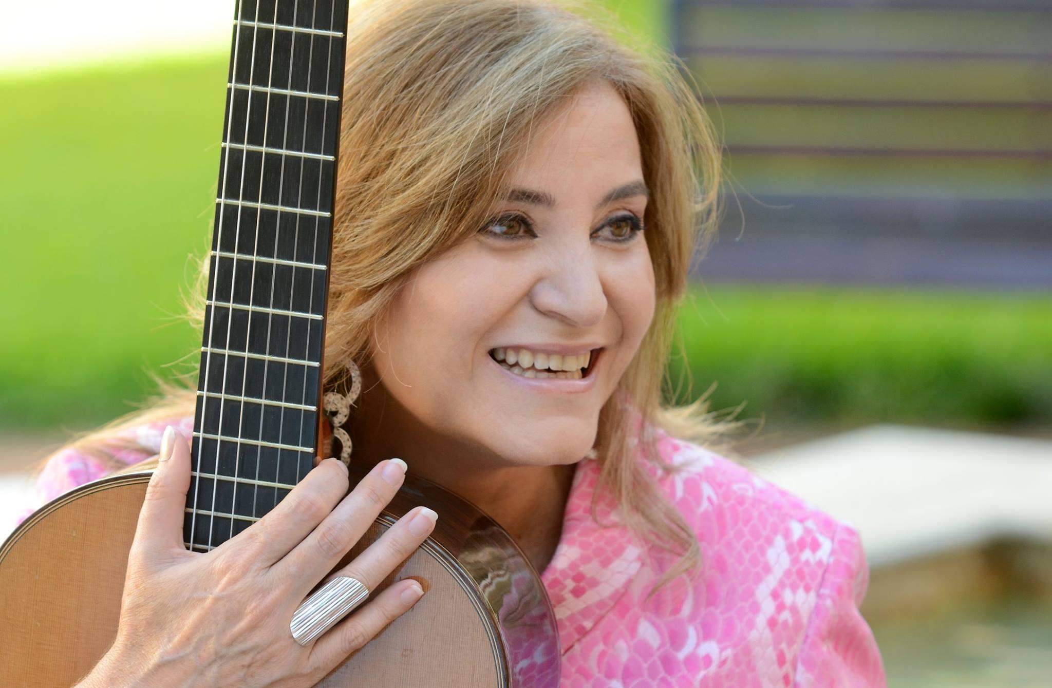 """Berta Rojas celebra un nuevo cumpleaños """"haciendo y enseñando música"""""""