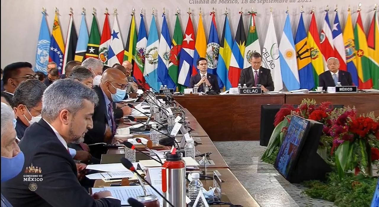 Paraguay ratifica decisión de continuar participando en el fortalecimiento de la Celac y la OEA