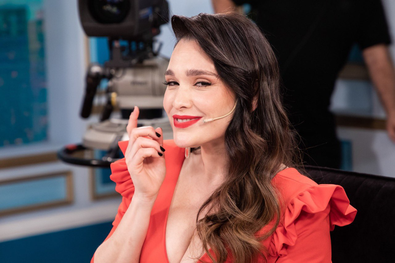 Lali González, la actriz paraguaya aplaudida en serie argentina