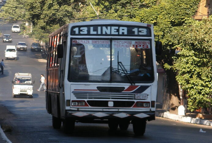 Municipalidad de Asunción asegura que no habrá suba de pasaje desde este miércoles